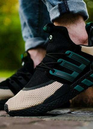 Adidas x packer eqt 91/18 кроссовки мужские