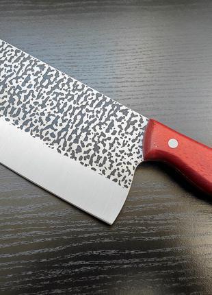 Кухонный нож-топорик