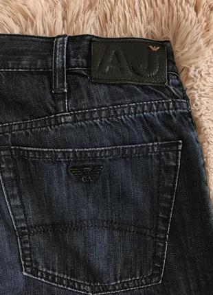 Мужские джинсы armani jeans оригинал