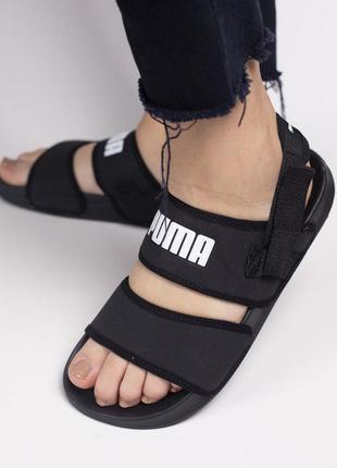 Шикарные женские сандали/ босоножки на платформе puma sandal b...