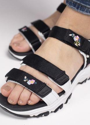 Шикарные женские сандали/ босоножки на платформе puma skechers...