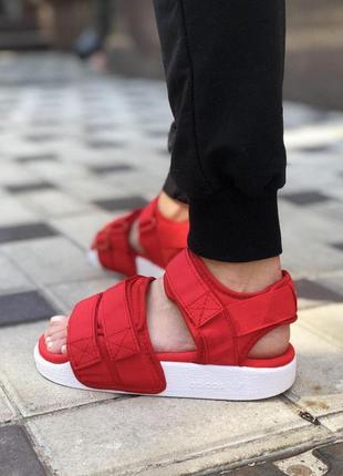 Шикарные топовые женские босоножки adidas adilette sandals 😍 (...