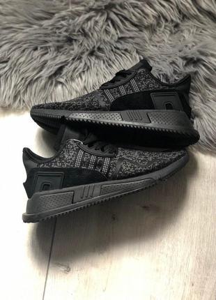 """Шикарные мужские кроссовки adidas eqt cushion adv """"black""""  😍 (..."""