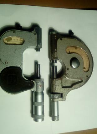 Микрометры-пассаметры СССР