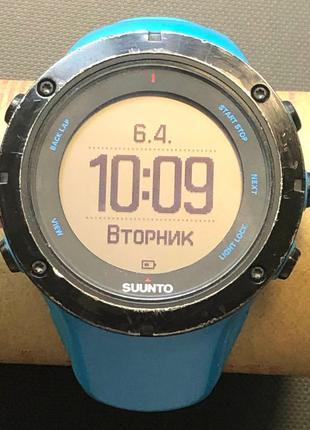 Годинник Suunto Ambit 3 Peak Sapphire Blue