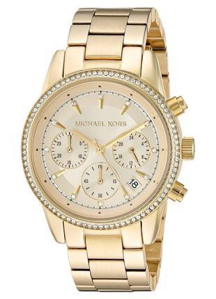 Женские часы Michael Kors MK6356 'Ritz'