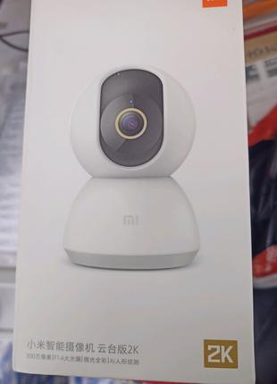 Ip камера Xiaomi Mi Smart Camera MiJia 2K mi відеоняня MJSXJ09CM