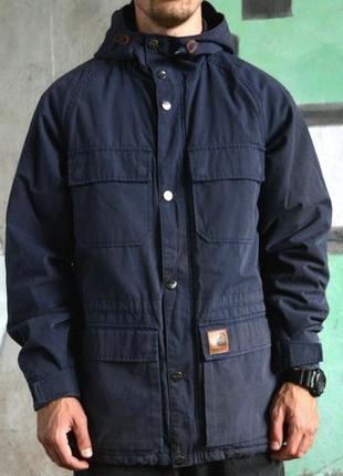 Шикарная мужская куртка carhartt 😍 {осень/ зима}