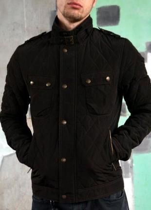 Шикарная мужская стёганная куртка/ стёганка zara man 😍