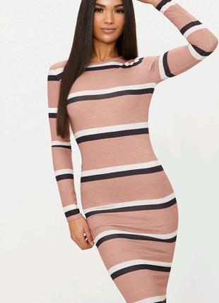 Платье миди спортивное М, 38 missguided