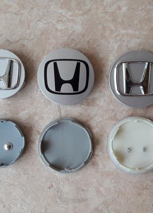 Колпачки заглушки в диски Honda (Хонда)