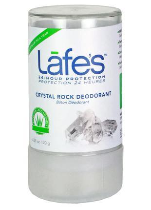 Дезодорант Lafe's Crystal Rock (Без запаху), 120 г