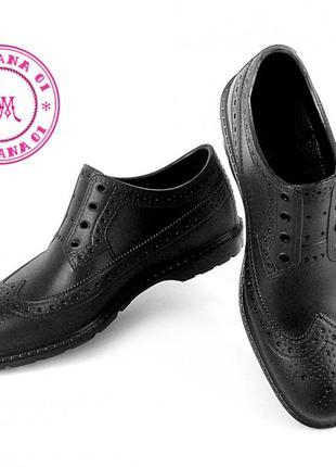 Туфли для любой погоды 40-45 размер