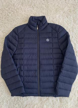 Куртка пуховик микропуховик от бренда henri lloyd