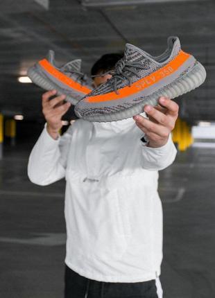 Шикарные мужские кроссовки adidas yeezy boost 350 v2 beluga 😍 ...
