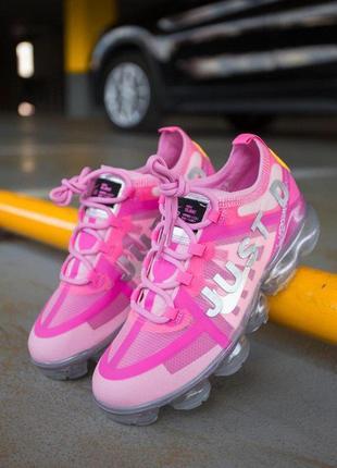 """Шикарные женские кроссовки nike air vapormax 2019 """"pink"""" 😍 (ве..."""