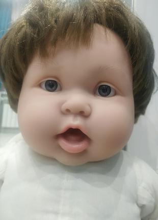 Кукла пупс пухляш berenguer рост 55 см!