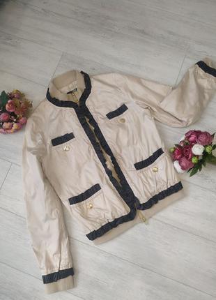 Куртка демисезонная love mochino