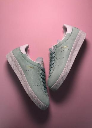 Шикарные женские кроссовки adidas topanga green 😍 (весна/ лето...
