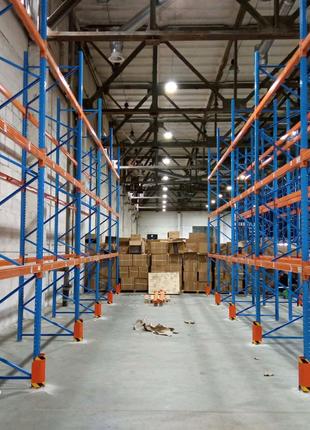 Качественная сборка и установка складских Стеллажей
