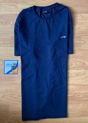 Шикарная мужская футболка armani jeans 😍