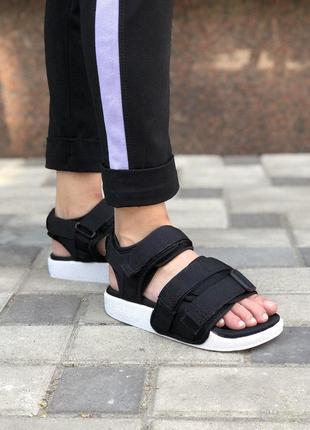 Сандалии/ босоножки adidas adilette sandal blue унисекс 😍 {лето}