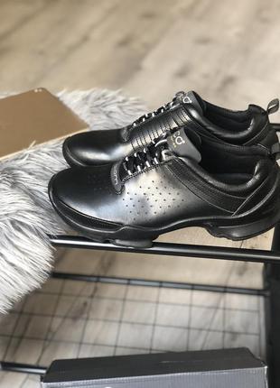 Шикарные мужские кожаные кроссовки ecco biom natural motion 😍 ...