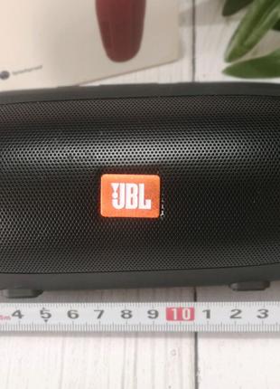 Портативная колонка Bluetooth FM MP3,чёрная