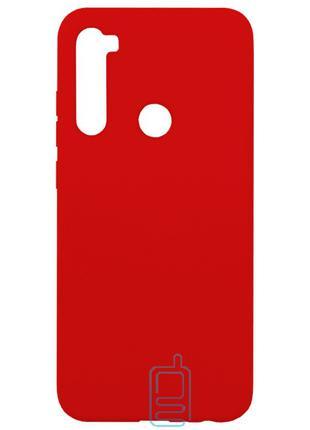 Чехол Silicone Cover Full Xiaomi Redmi Note 8