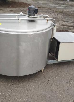 Молокоохладитель Frigomilk, Wedholms, Japy объемом 550 литров