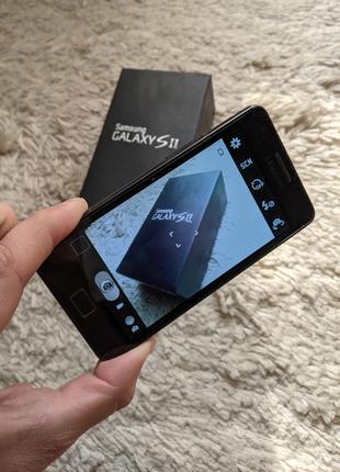 Samsung Galaxy S2 GT-I9100 Рабочий смартфон