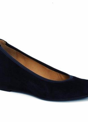 Gabor comfort балетки, туфли на танкетке, ортопедические туфли...