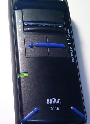 Электробритва Braun Flex Integral 5443 (оригинал)