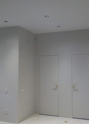 Покраска стен и потолков безвоздушным аппаратом