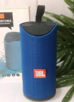 Портативная блютуз колонка, бумбокс Bluetooth FM и MP3