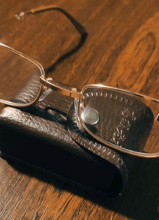 Складные очки для зрения