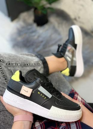 Шикарные женские кроссовки alexander mcqueen black white 😍 (ве...