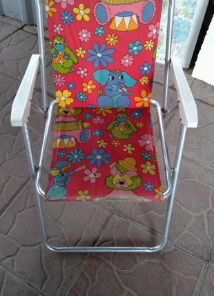 Детское кресло раскладное до 5 от.