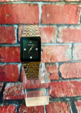 Часы bulova с бриллиантами оригинал