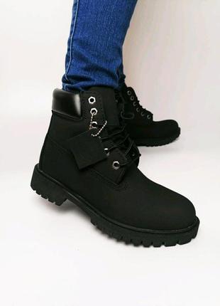 Шикарные женские ботинки/ сапоги timberland classic boot 😍 (бе...