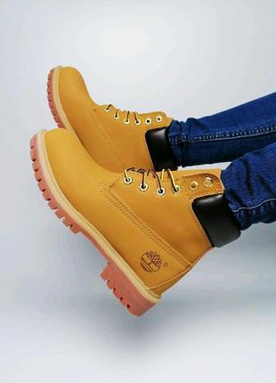 Шикарные женские ботинки/ сапоги  classic boot ginger 😍 (без м...