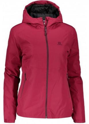 Куртка SALOMON essential jacket lady (размер M)