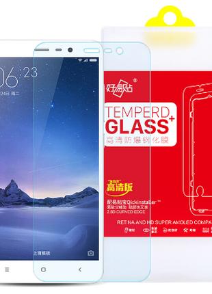 Xiaomi Redmi Note 3 / 3 Pro защитное стекло 9Н 2.5D