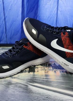Кроссовки Nike Zoom blue