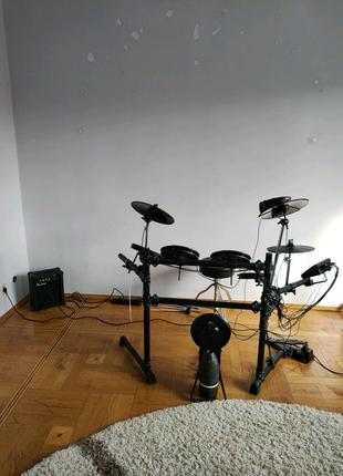 Электронная ударная установка Millenium MPS-200, Электробарабаны