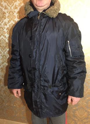 Куртка- аляска Англия