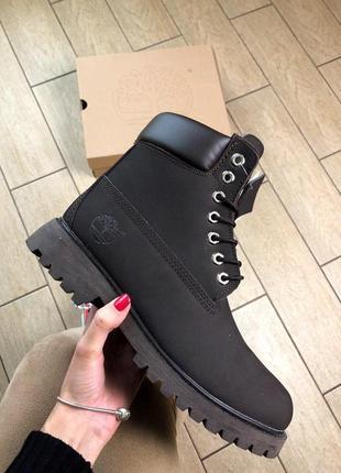 Шикарные мужские зимние ботинки/ сапоги timberland dark blue w...