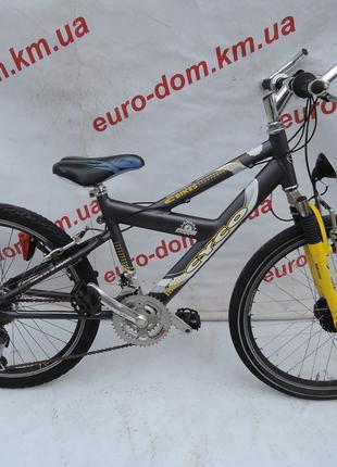 Горный велосипед Cyco 24 колеса 21 скорость