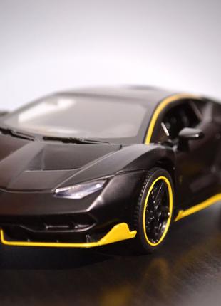 Ламборджини, Lamborghini Centenario, коллекционная модель сувенир