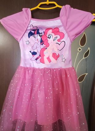 Платья, сарафаны на 3-6 лет